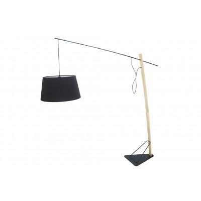 Overhang floor lamp z two lights aloadofball Gallery