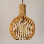 2035 Timber Lamp