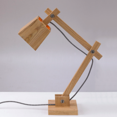 Replica Muuto Wood Table Lamp