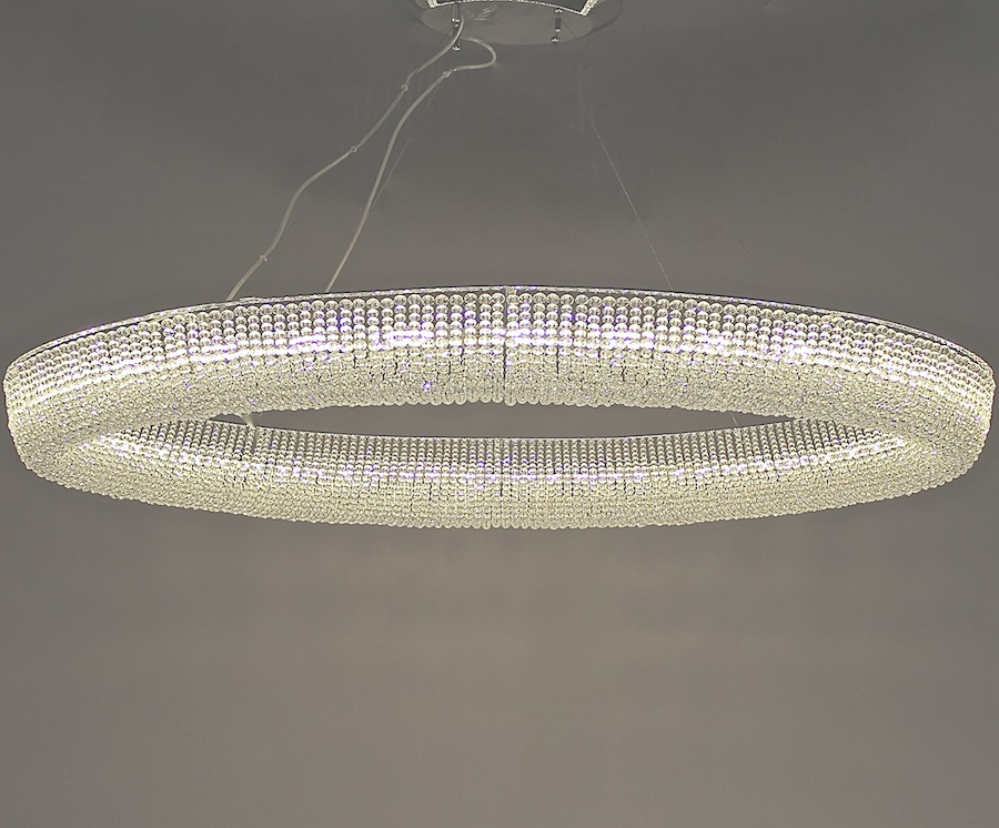 DARLEY OVAL LED PENDANT