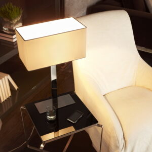 Flat Table Lamp