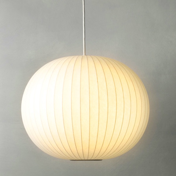 Replica George Nelson Ball Lamp