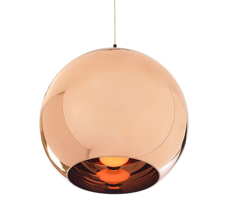 Replica Tom Dixon Copper Shade Pendant