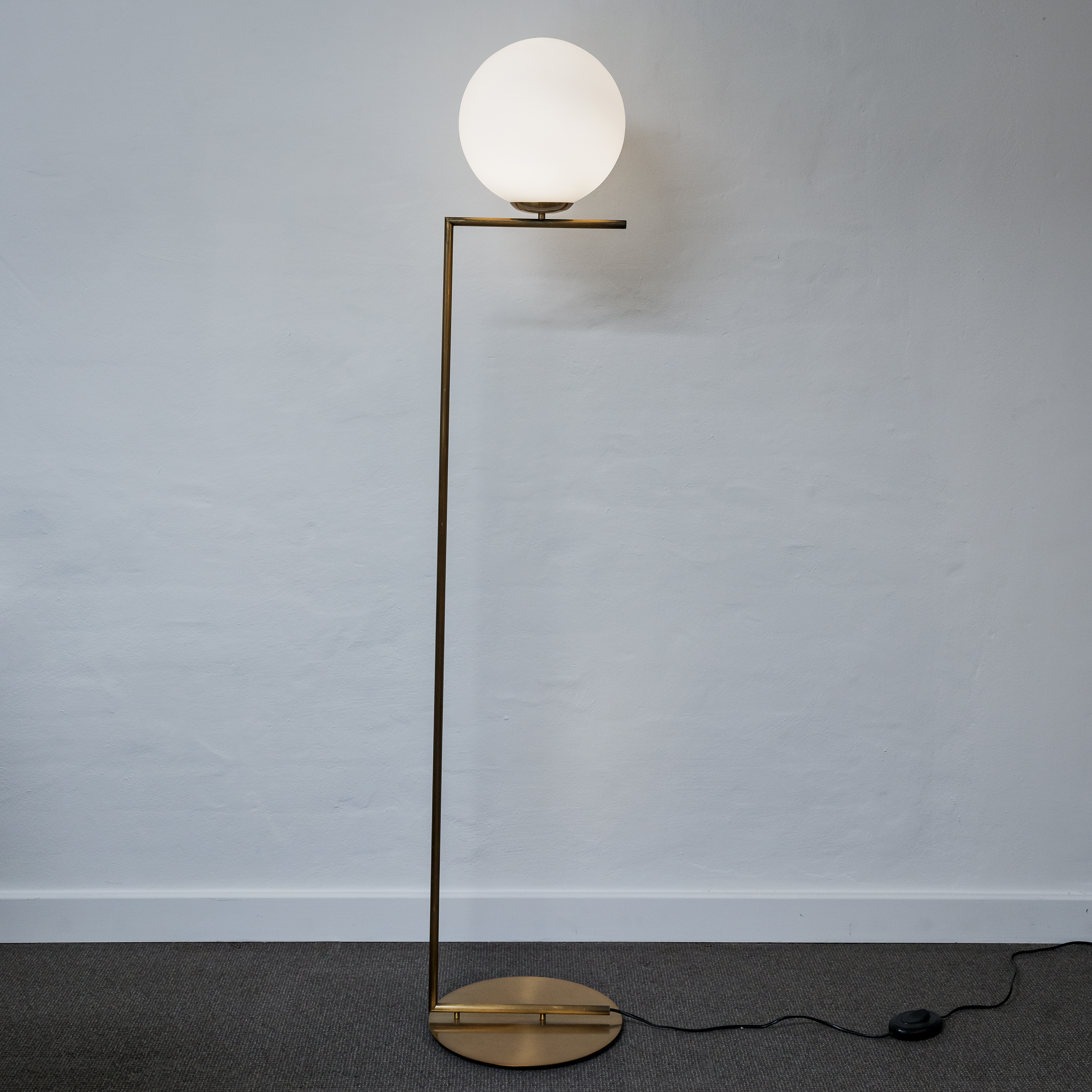 Replica flos ic t1 floor lamp z two lights aloadofball Choice Image