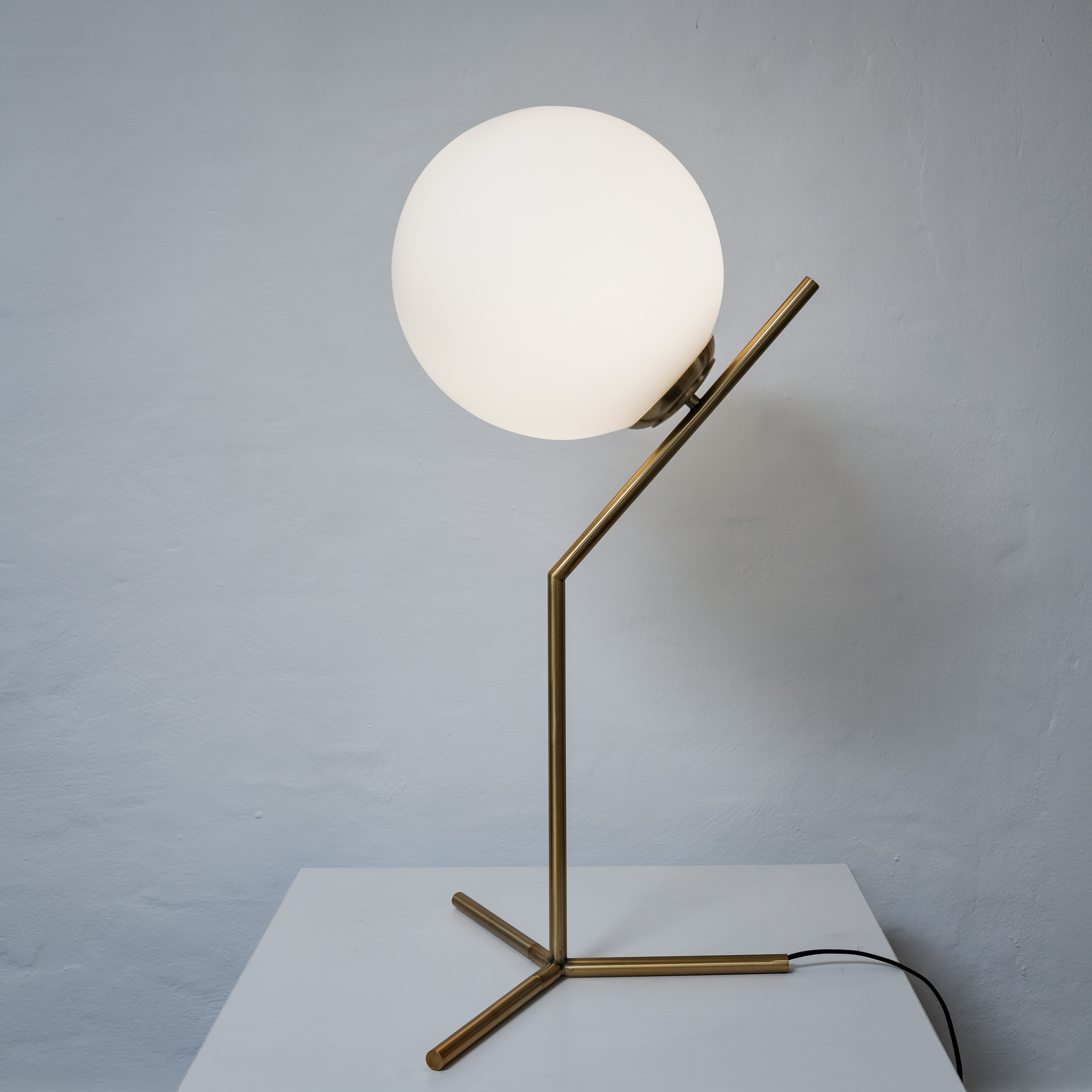 replica flos ic t1 high table lamp z two lights